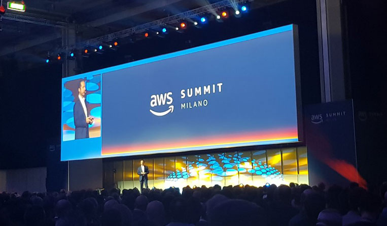 Amazon AWS Summit 2018