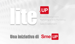 Nasce Lite.UP: Digital Marketing e Web made in Sme.UP